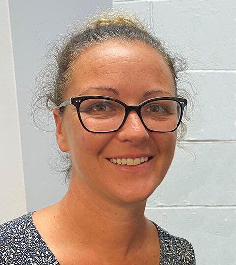 Brooke Mosley, Knowledge Management and Systems Manager